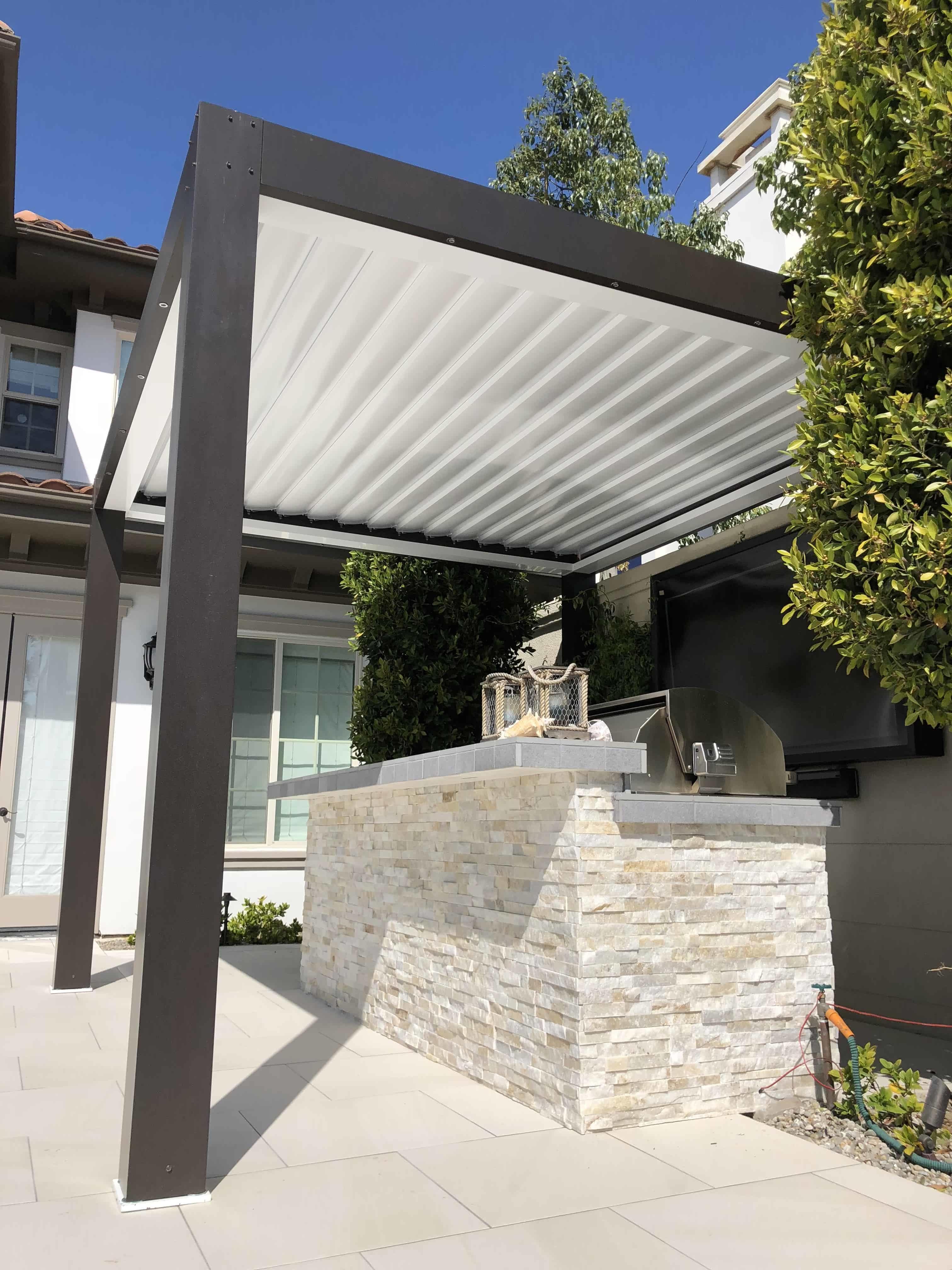 Modern Contemporary Patio Cover Designs Alumawood