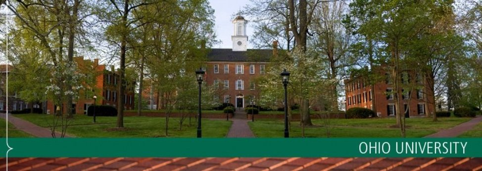 Ohio University Athens Oh 45701