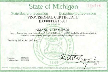 Osde Teacher Certification Lookup