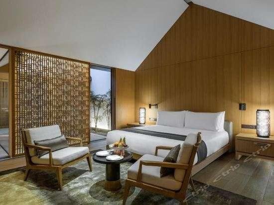 图片欣赏 上海养云安缦酒店