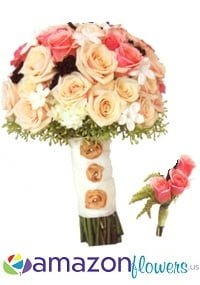 bridal bouquet special lady
