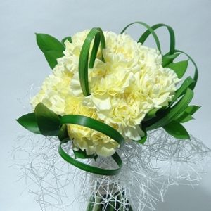 toss bouquet charon