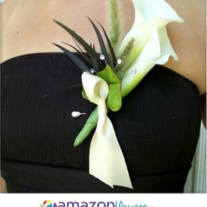 wedding corsage 2