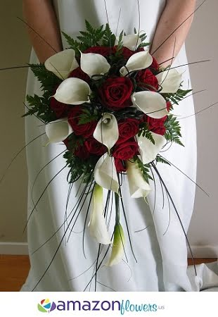 bridal bouquet love honor