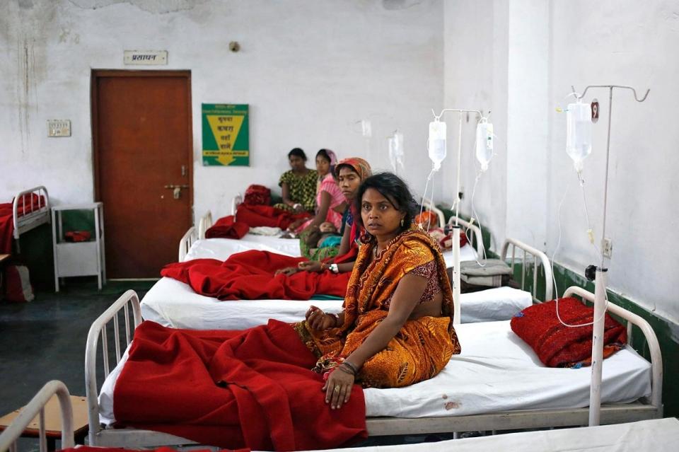 Photos India Sterilization Quot Camp Quot Al Jazeera America
