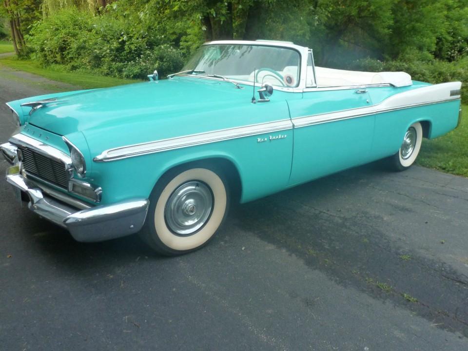 1960 Chrysler Convertible