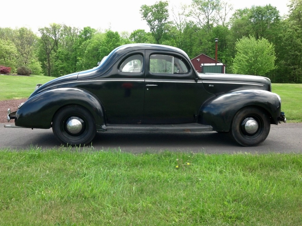 1940 Ford Coupe Slae