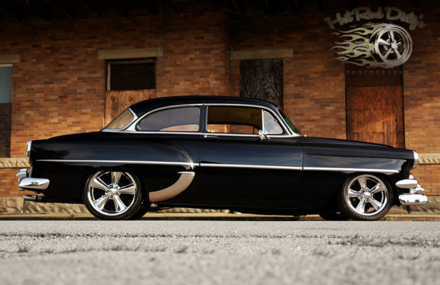 Street 57 Rod Chevy Bel Air