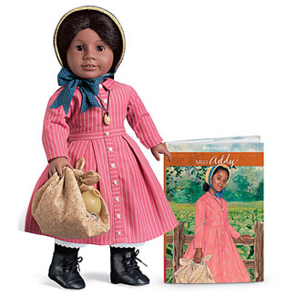 Truth and fiction: My connection to American Girl Addy ...