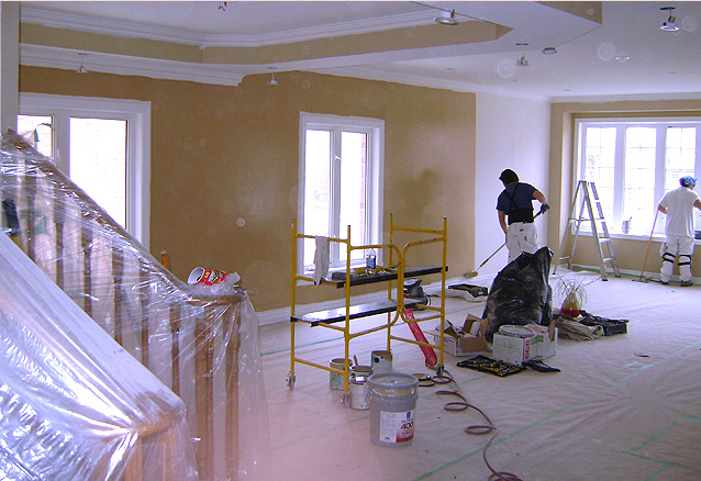 Residential Painting Contractors Guilford County  NC   House     Residential Painting Contractors Guilford County