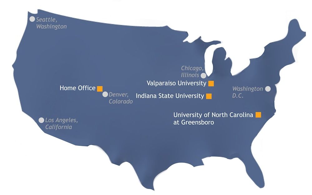 State University School Map Images of
