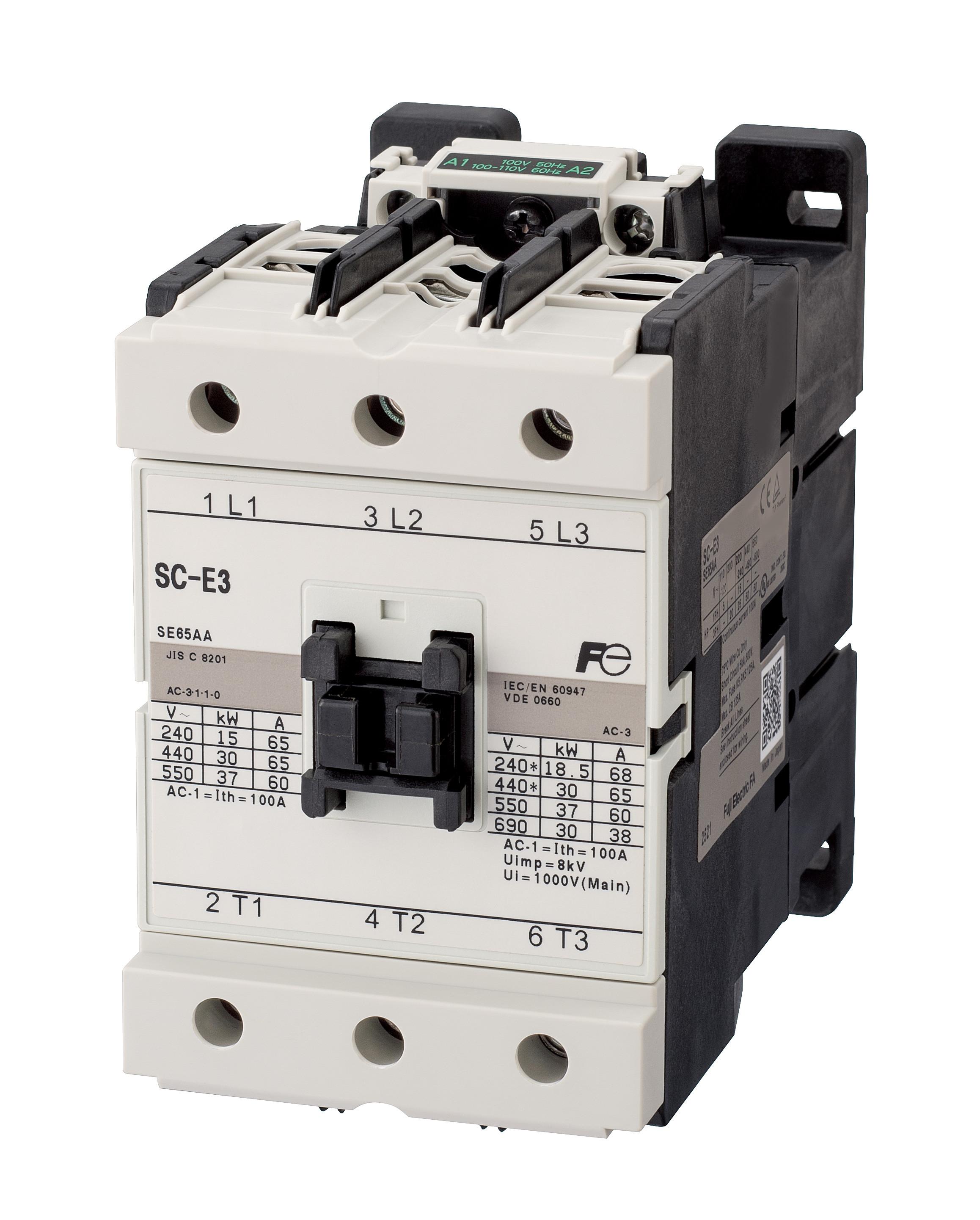 Contactors, Overloads, Motor Starters & Thermal Overload Relays ...