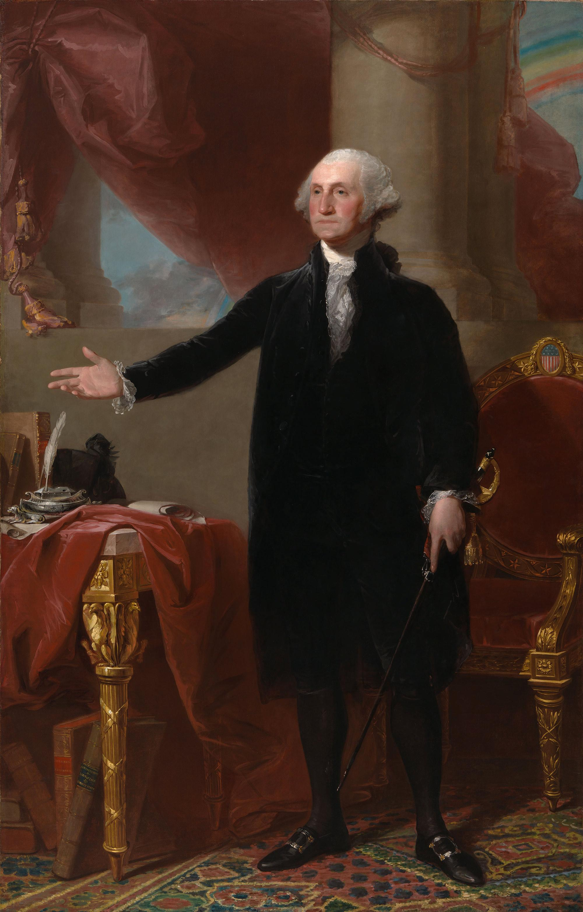 Research America S Presidents National Portrait Gallery