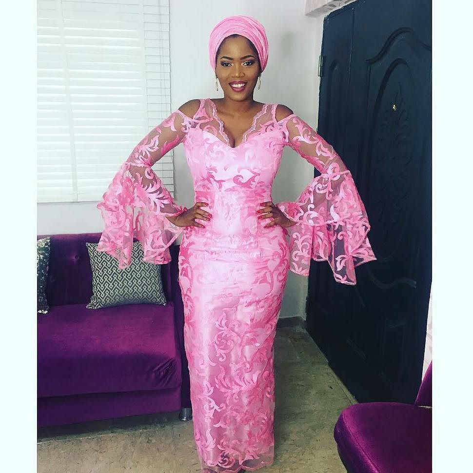 The Last Weekend Must Be Slayed In The Latest Aso Ebi Styles