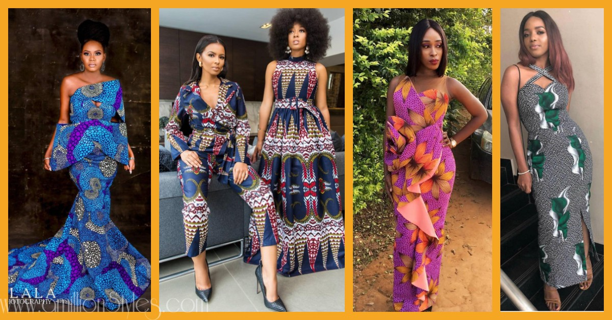 Starting Off November Nicely In Some Chilled Ankara Styles