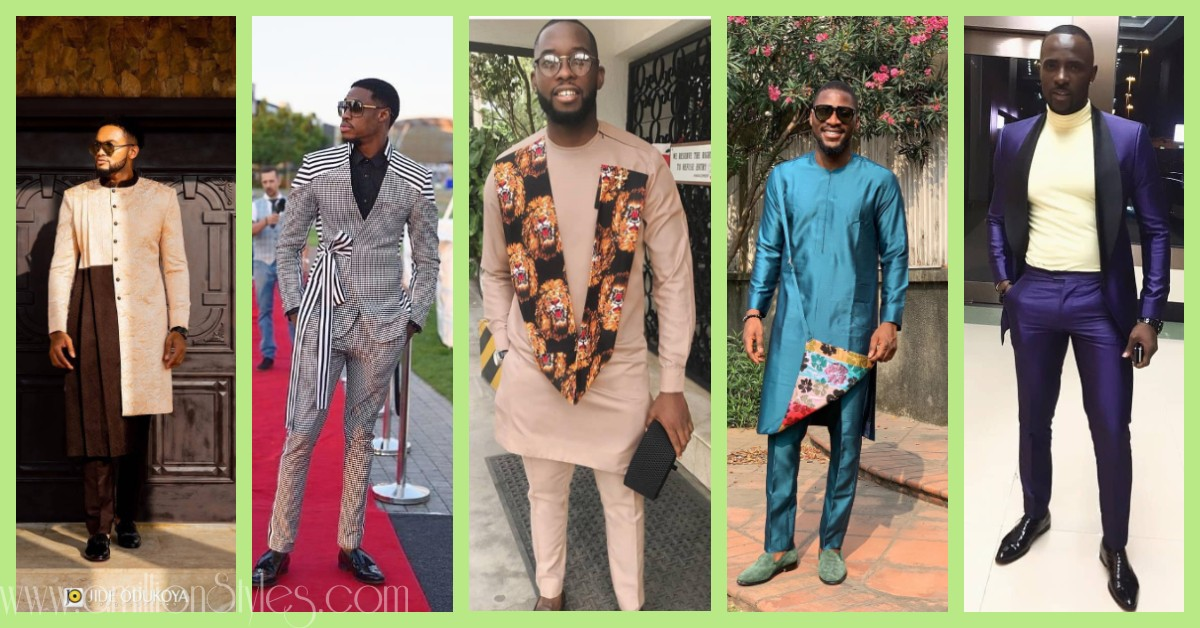 Western And Traditional Men Fashion