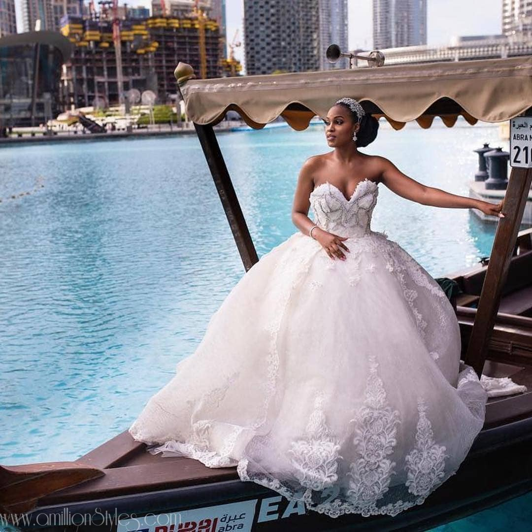 Every Intending Bride Will Love These Gorgeous Wedding Gowns