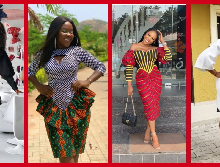 Latest Women's Ankara Styles-Volume 19