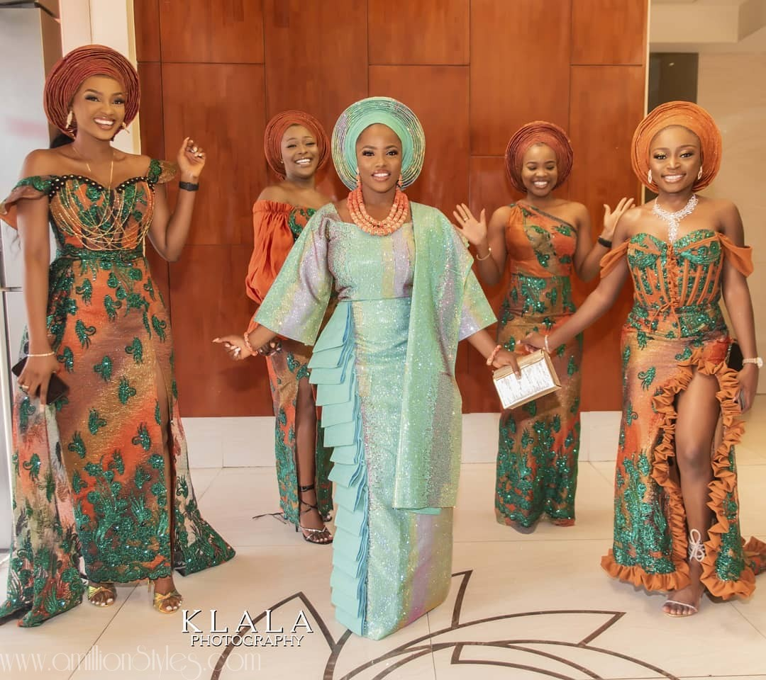 10 Nigerian Bridal Styles You Must See