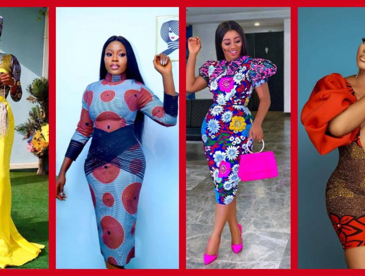 Latest Women's Ankara Styles-Volume 27