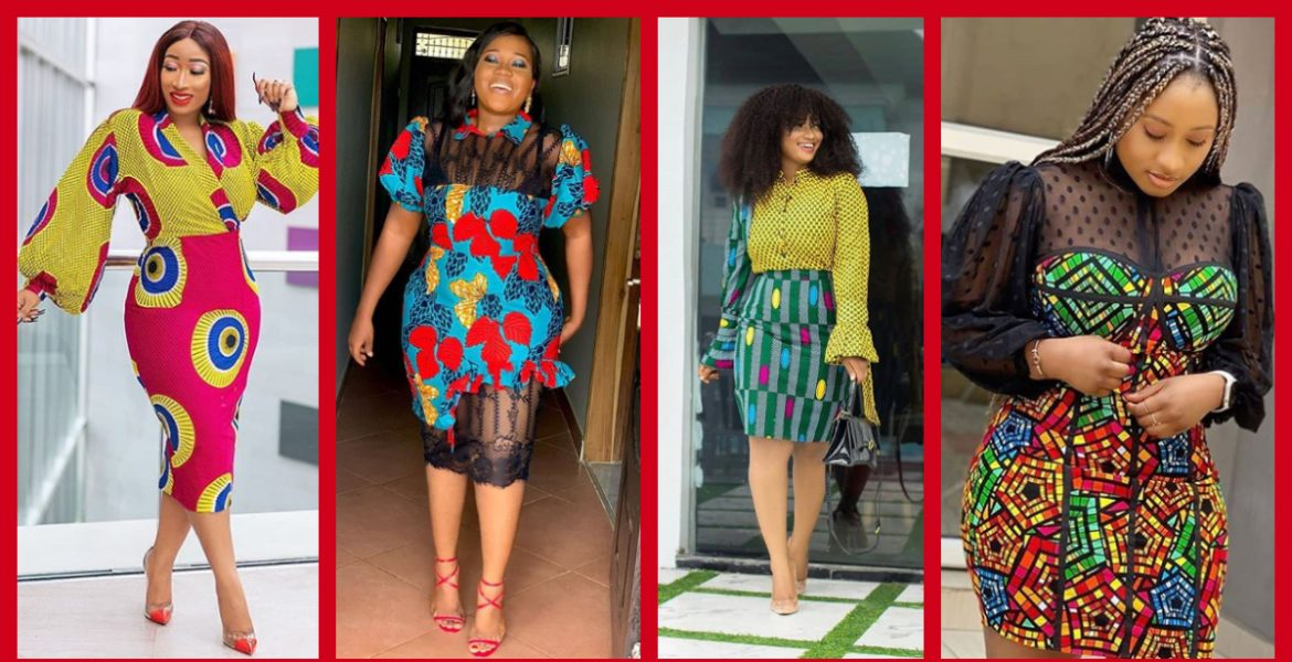 Latest Women's Ankara Styles-Volume 32