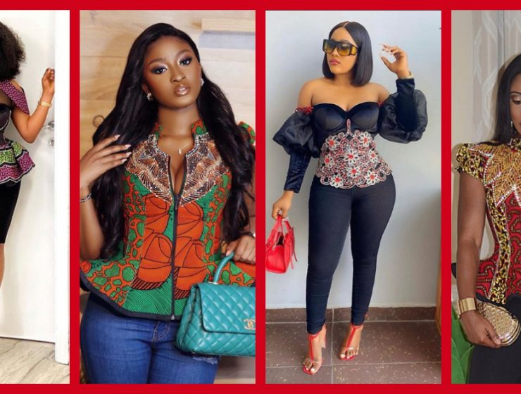 These Are The Creme de la Creme of Ankara Tops Styles For 2020