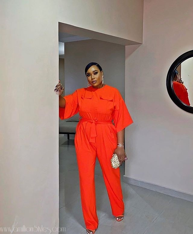 Mid-Week Latest Jumpsuit Styles To Rock The Weekend