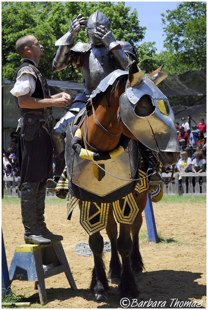 Knight and his Squire - Lifestyle & Culture Photos - Kodak ...