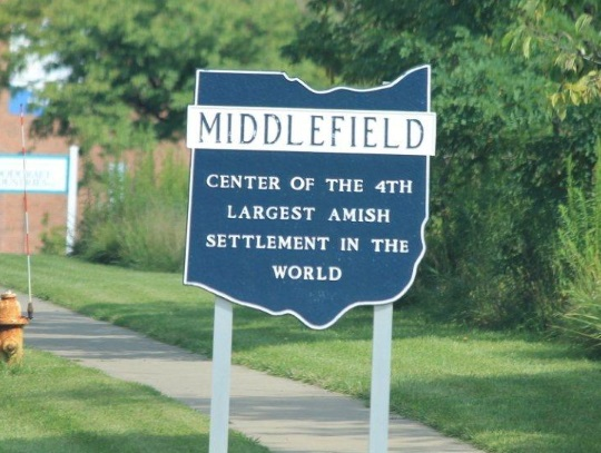 Amish Furniture Middlefield Ohio