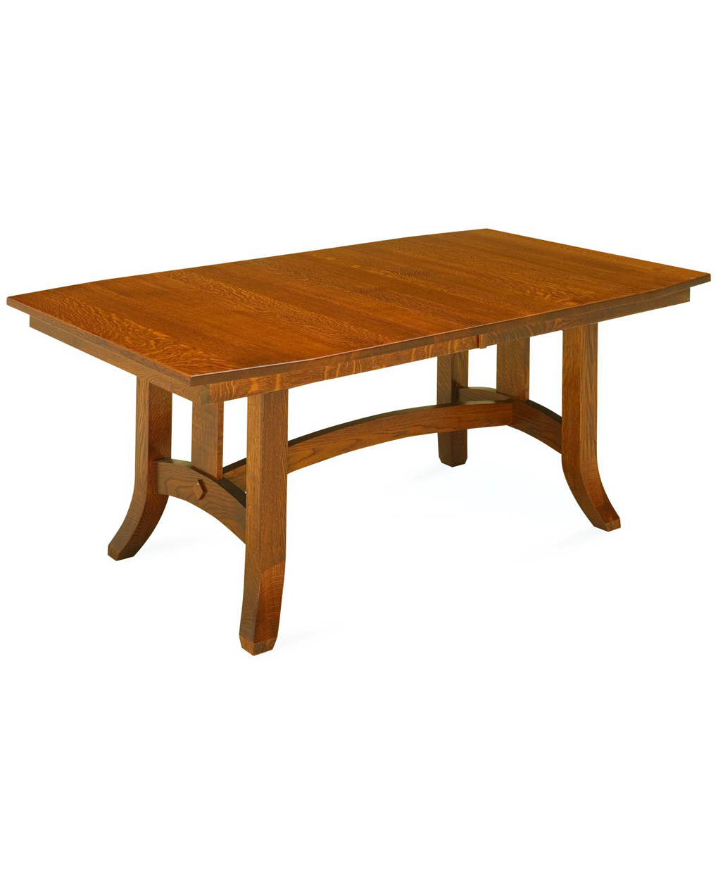 Table And Amish Chairs Oak