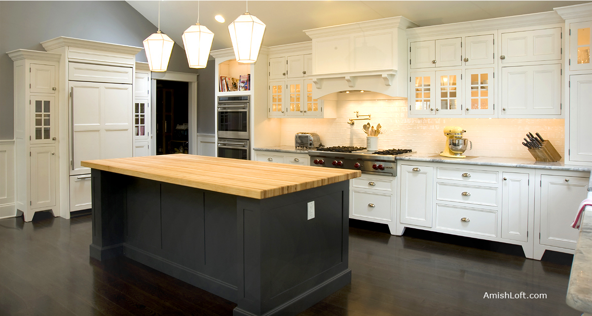 Custom Kitchens Lancaster Pa