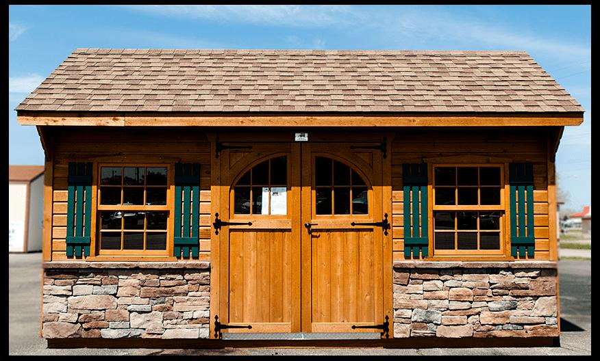 Small Backyard Storage