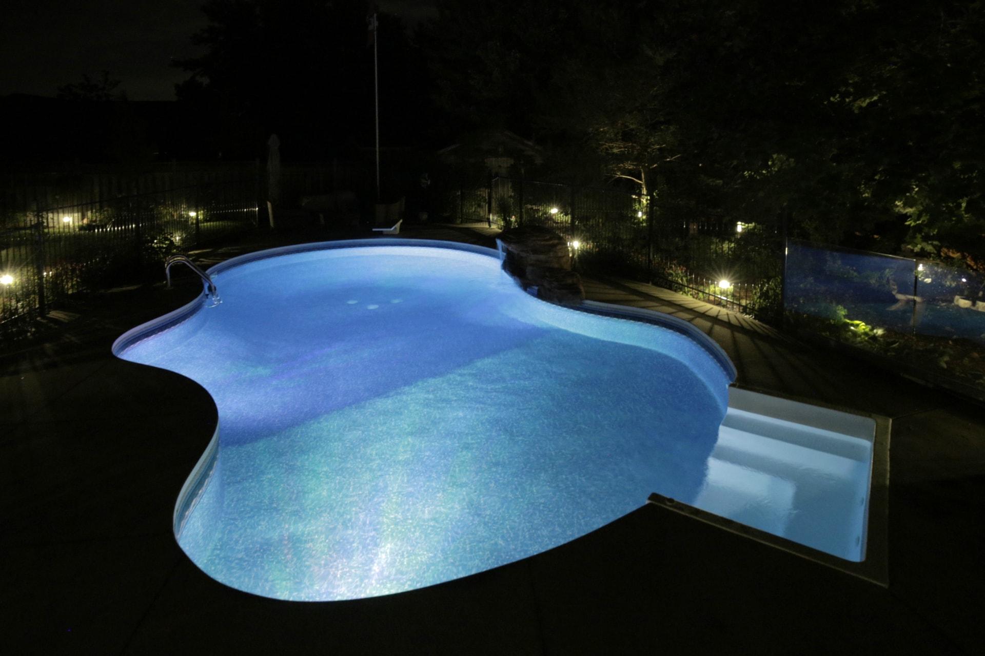 Nicheless Led Pool Light