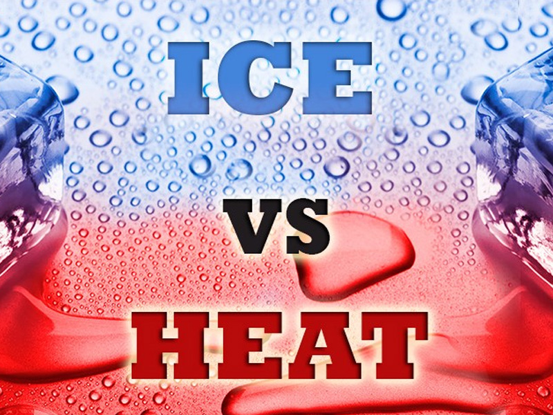 When Do I Put Ice or Heat on My Injury?
