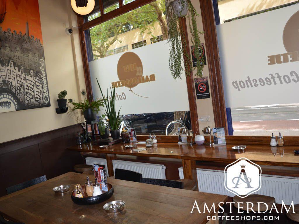 List Menu Shop Amsterdam Coffee