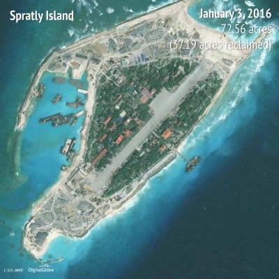 Vietnam's Island Building: Double-Standard or Drop in the ...