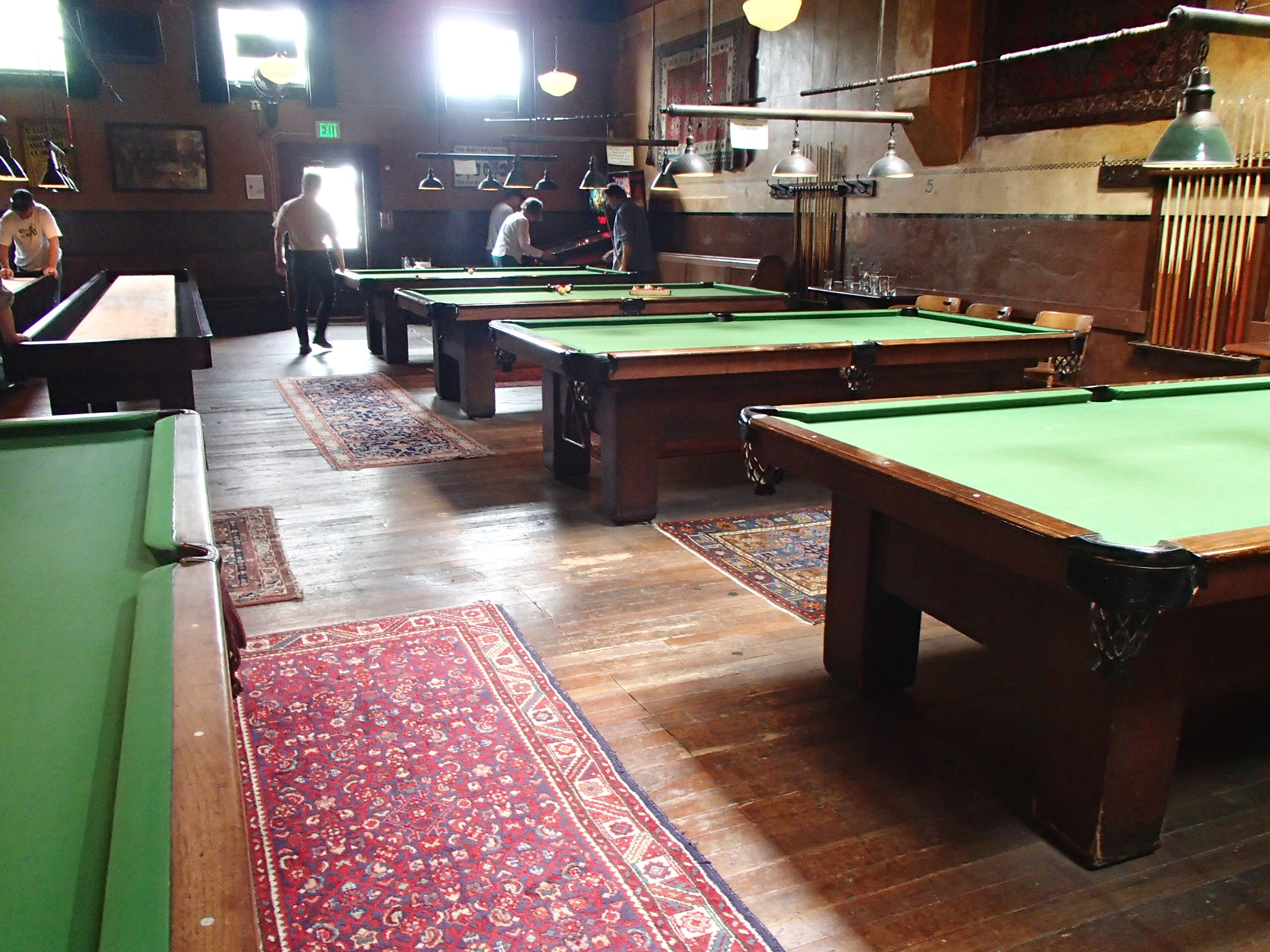 Mcmenamin S Olympic Club Bar Billiards And Theater