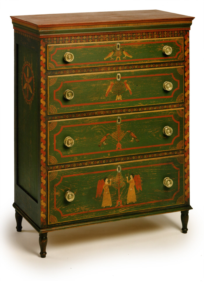 Short Wide Chest Drawers