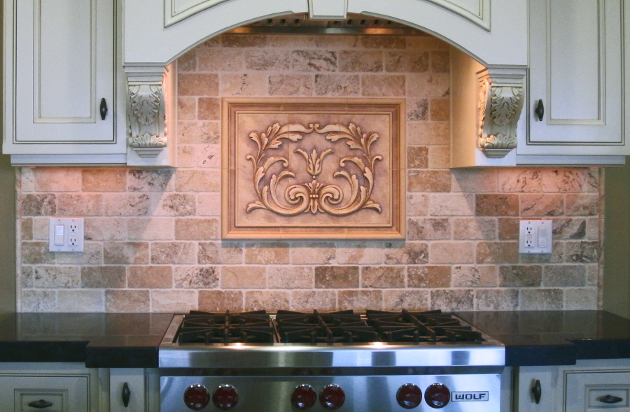 Kitchen Ceramic Tile Designs