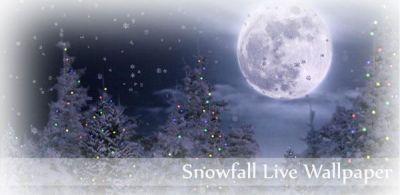 Snowfall Live Wallpaper скачать на андроид Живые обои ...
