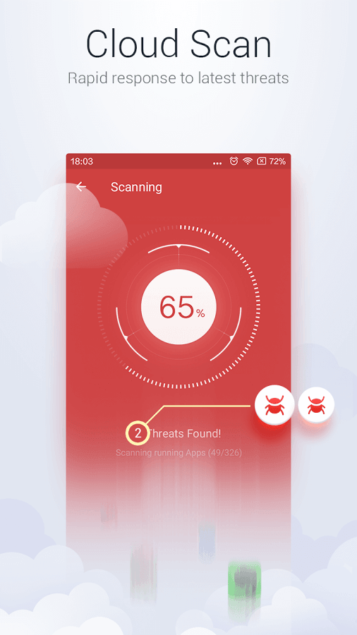 Virus Protection App Android