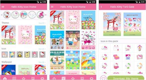 download tema hello kitty samsung j2 prime