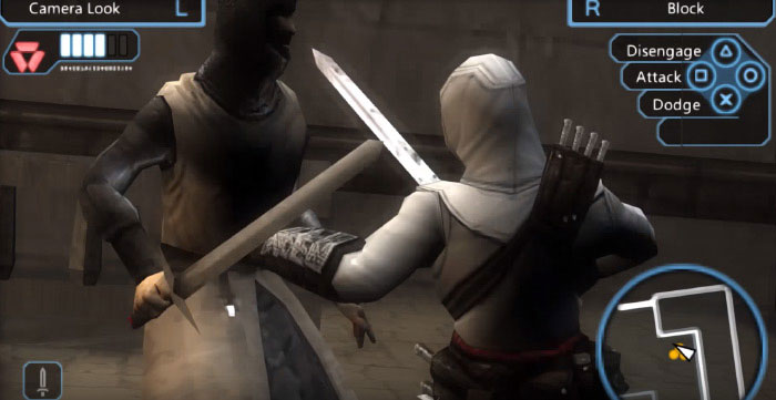 assassin's creed ppsspp