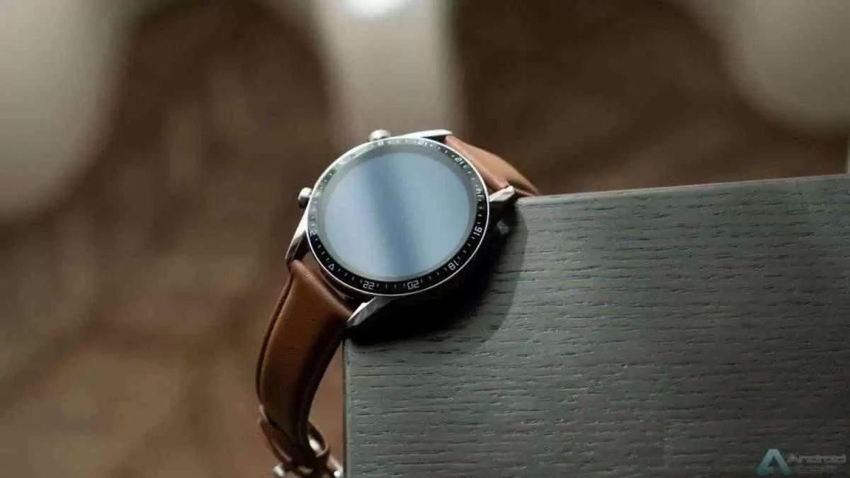 HUAWEI Watch GT recebe misteriosa atualização de firmware 1.0.12.18 1