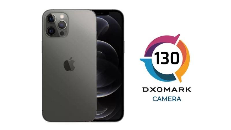 DxoMark: Apple iPhone 12 Pro Max recebe 130 pontos a mais na pontuação da câmera!