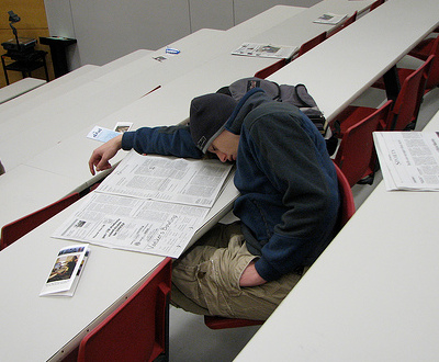 Lazy Students and Change Resistant Colleagues | Andy Burkhardt