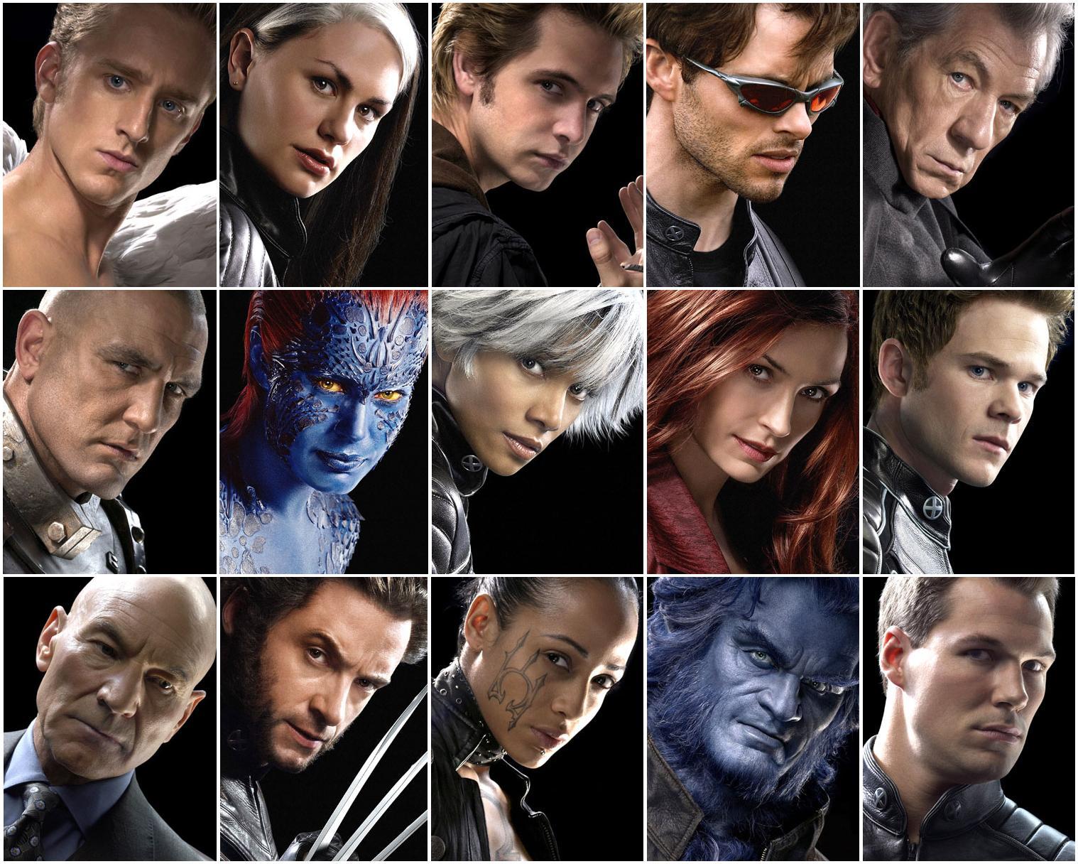 x men characters - HD1518×1216