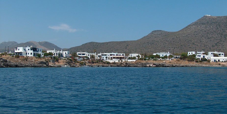 View of Avlemonas