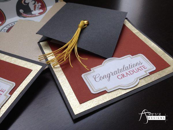 Custom Design Graduation Announcements