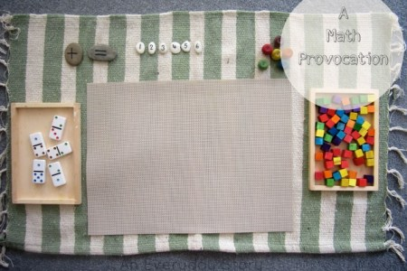 Setting up a Reggio inspired Activity A Reggio Math Provocation from An Everyday Story